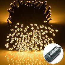 GlobaLink LED Lichterkette Batterie 40M 300Leds