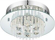 Globo 49361 - LED Deckenleuchte ELENA LED/11W/230V