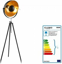 GLOBO LENN Stehleuchte Stehlampe höhenverstellbar