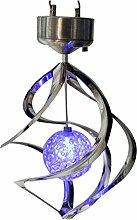 Glocke des Wind LED Solar, Chimes, color-changing,