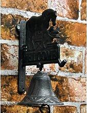 Glocke Welcome Rex LoftDesigns