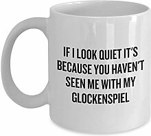 Glockenspiel-Tasse – Glockenspiel-Geschenkidee