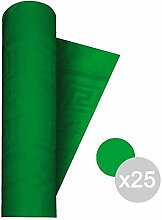 Glooke Selected Tischdecke, Rolle mit 7 Farben