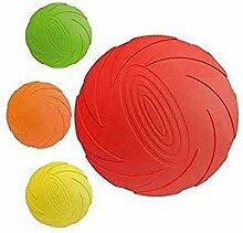 Gloria Naturkautschuk-Frisbee, Größe L,