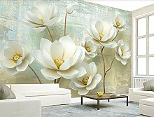 Glorious.Q Fototapete 3D Bunte Blume