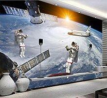 Glorious.Q Fototapete 3D Galaxy Galaxy Astronaut