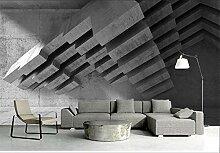 Glorious.Q Fototapete Zementwand Beton