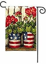 Glory Garden, Garden Flag