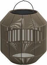 Gloster - Ambient Nest Solar Akku-Leuchte, braun