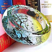 GLP Luxus Kristall Aschenbecher Kreative