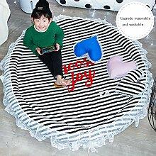 GLP Runde Fuß/Fußmatten Kinderzimmer Cartoon