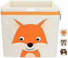 GLÜCKSWOLKE Aufbewahrungsbox Kinder I Spielzeug