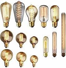 Glühbirne Dekorative Leuchtmittelvintage