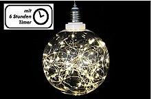 Glühbirne LED Lichterkette 30 40 oder 80 LED