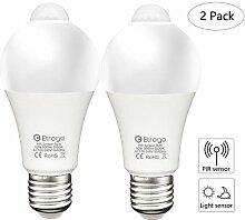 Glühbirne mit Bewegungsmelder und