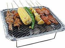 GLXQIJ Einweg-Barbecue-Grill, Quick