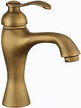 Glz Wasserhahn Kupfer Antik Waschbecken Wasserhahn