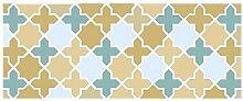 GM Carpet Teppich - saugfähige Antirutschmatte -