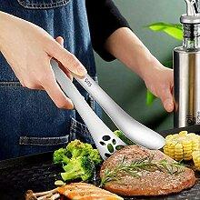 Gmasuber Grillzange 304 Edelstahl Küche Braten
