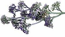GMMH Kunstblumen Blumenstrauß Ziergrassär