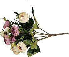 GMMH Ranunculus Bund 29 cm Seidenblumen