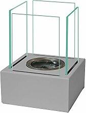 GMT – Kleiner Bioethanol-Kamin mit schützendem