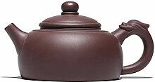 GMXCC Teekanne, handgefertigt, Ro