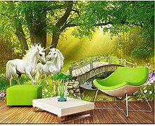 GMYANBZ Hd Silk Forest White