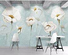 GMYANBZ Tapete für Wohnzimmer Moderne Mode kleine