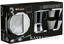 gnali&zani MOR026 Espresso-Set Morosina, 3 Tz,