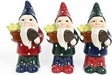 Gnome Ornament Sommer Outdoor Dekoration