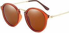 GO-AHEAD Sonnenbrille Herren Unisex-polarisierte