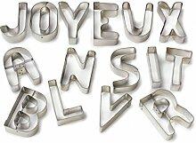 Gobel 187502, 15 Teile in Form von Buchstaben, aus