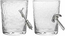 Godinger Oldmodische Gläser,