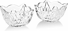 Godinger Silber Art Dorset quadratisch gewelltem