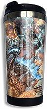 Godzilla Vs. King Kong2021 Gass Latte Cups