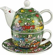 Goebel 26-102-35-1 Kaffeekanne, Porzellan