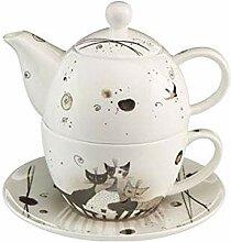 Goebel 66-860-35-1 Kaffeekanne, Porzellan