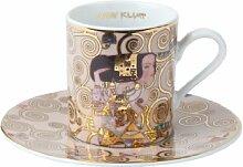 Goebel 66515693 Gustav Klimt Espressotasse mit