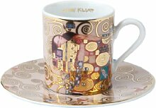Goebel 66515701 Gustav Klimt Espressotasse mit