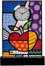 Goebel Big Apple, Romero Britto, Tischuhr, Uhr,