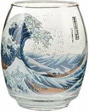 Goebel Die Welle, Hokusai, Teelicht,