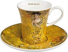 Goebel Espressotasse Adele Bloch Bauer, von Gustav
