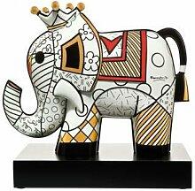 Goebel Golden, Romero Britto, Figur, Skulptur,