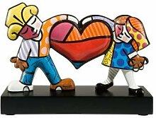 Goebel Heart Kids, Romero Britto, Figur,