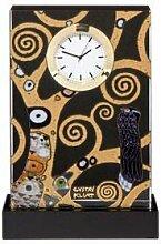 Goebel Lebensbaum, Gustav Klimt, Tischuhr, Uhr,