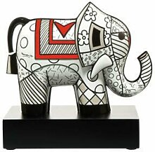 Goebel Majesty, Romero Britto, Figur, Skulptur,