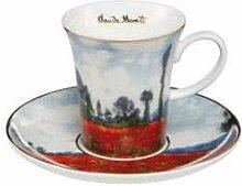 Goebel Mohnfeld - Espressotasse Artis Orbis Claude