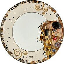 Goebel Speiseteller Der Kuss, von Gustav Klimt 23