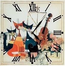 Goebel - Wanduhr/Uhr Musica romantica - Design: